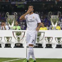 El ex futbolista del Madrid llama la atención del Cosmos de Nueva York Foto:Getty