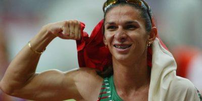 Ana Gabriela Guevara, exatleta mexicana ganadora de la medalla de plata en los 400 metros durante los Juegos Olímpicos de Atenas 2004. Foto:Getty Images