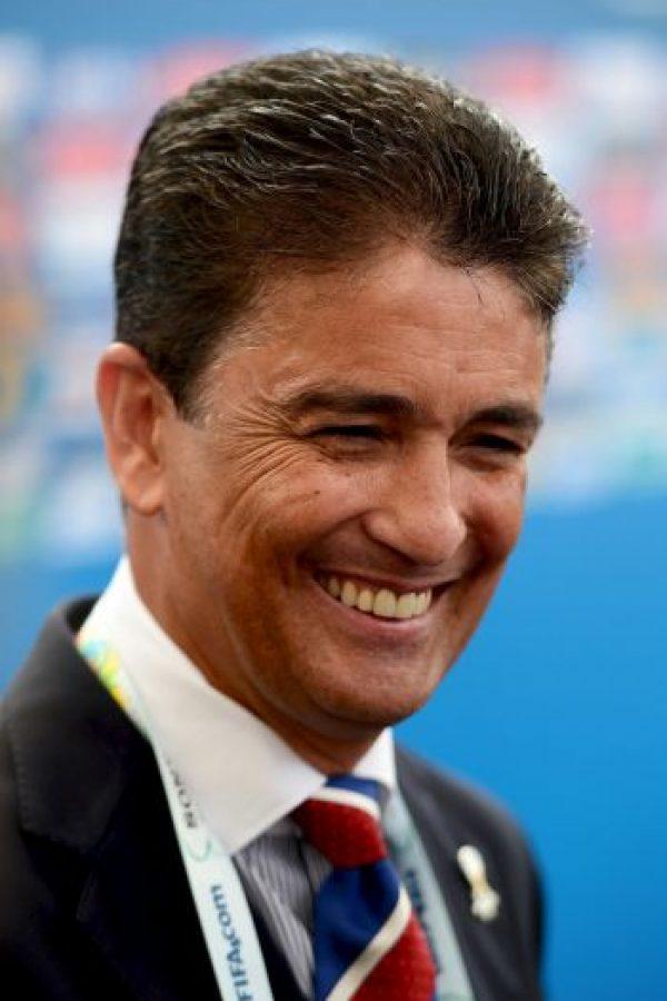 Bebeto, exfutbolista campeón del Mundo con Brasil en 1994. Foto:Getty Images