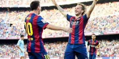 Es el líder y referente del Barcelona Foto:Getty