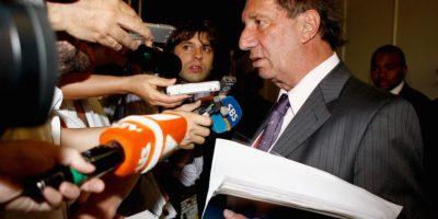 Bilardo fue secretario de Deportes de la provincia de Buenos Aires, cargo que ocupó desde 2007 hasta que pasó a ser secretarío de Selecciones Nacionales de la Asociación de Fútbol Argentino. Foto:Getty Images