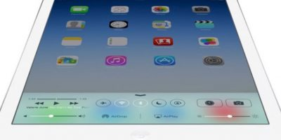 Esta es la actual iPad Air, lanzada en octubre de 2013. Foto:Tumblr