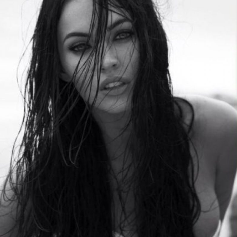 Foto: Megan Fox vía Facebook