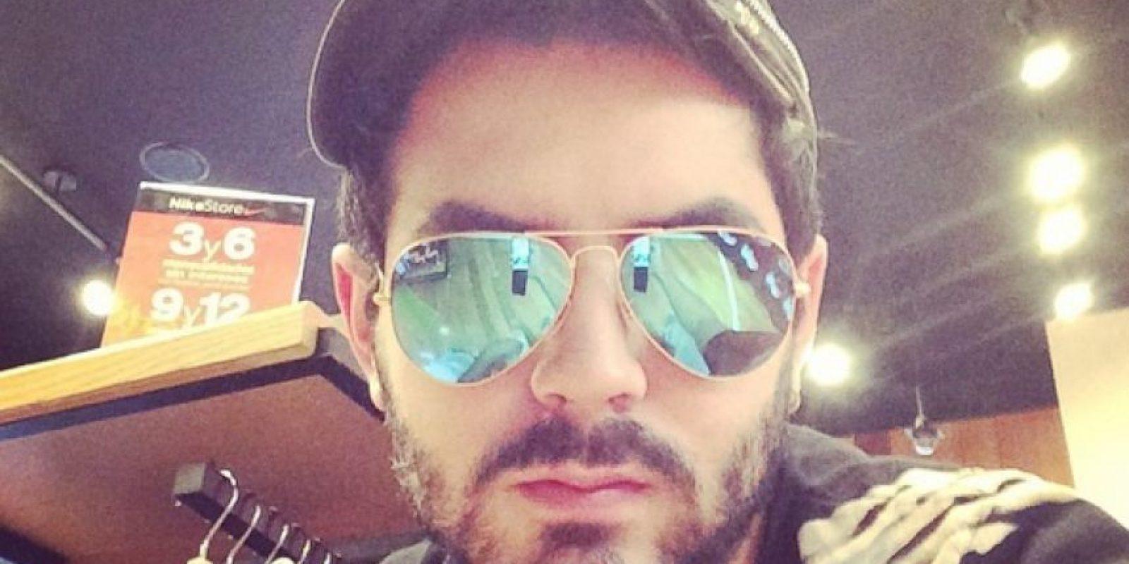 José Eduardo Derbez es el acusado Foto:Instagram @jose_eduardo92