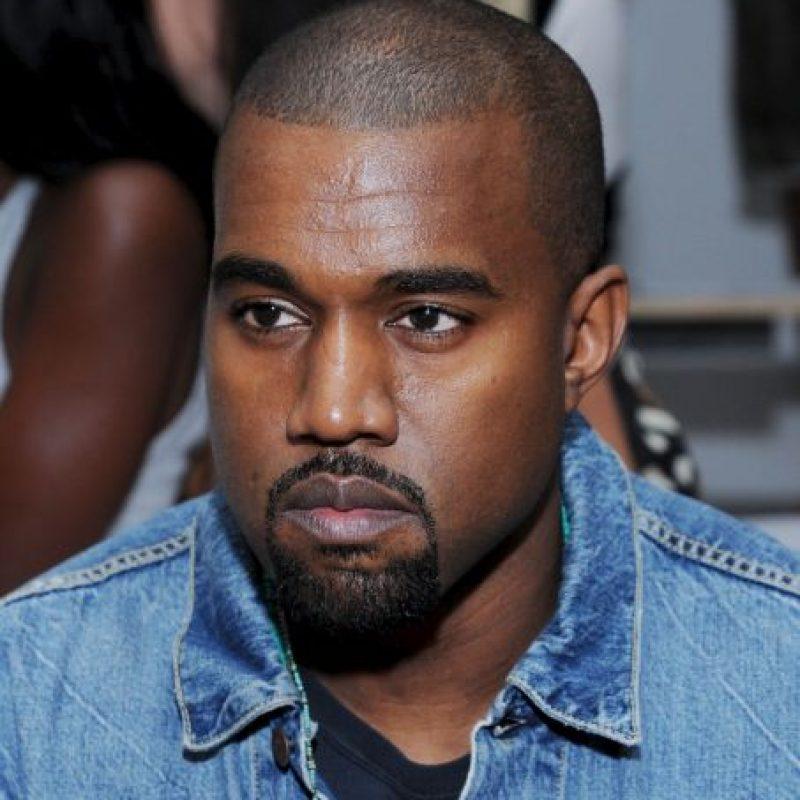 ¿Qué habrá pensado Kim? Foto:Getty Images