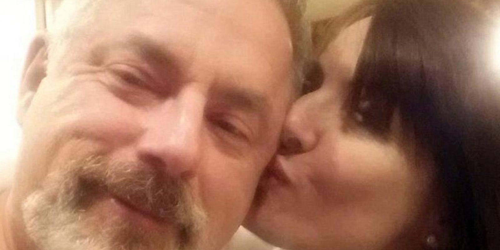 Scott Samson le dio un final de tragedia a su boda. Foto:Facebook