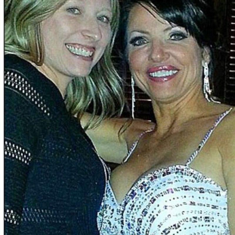 Le disparó a su esposa Kelly Ecker luego de que los invitados se fuesen. Foto:Facebook