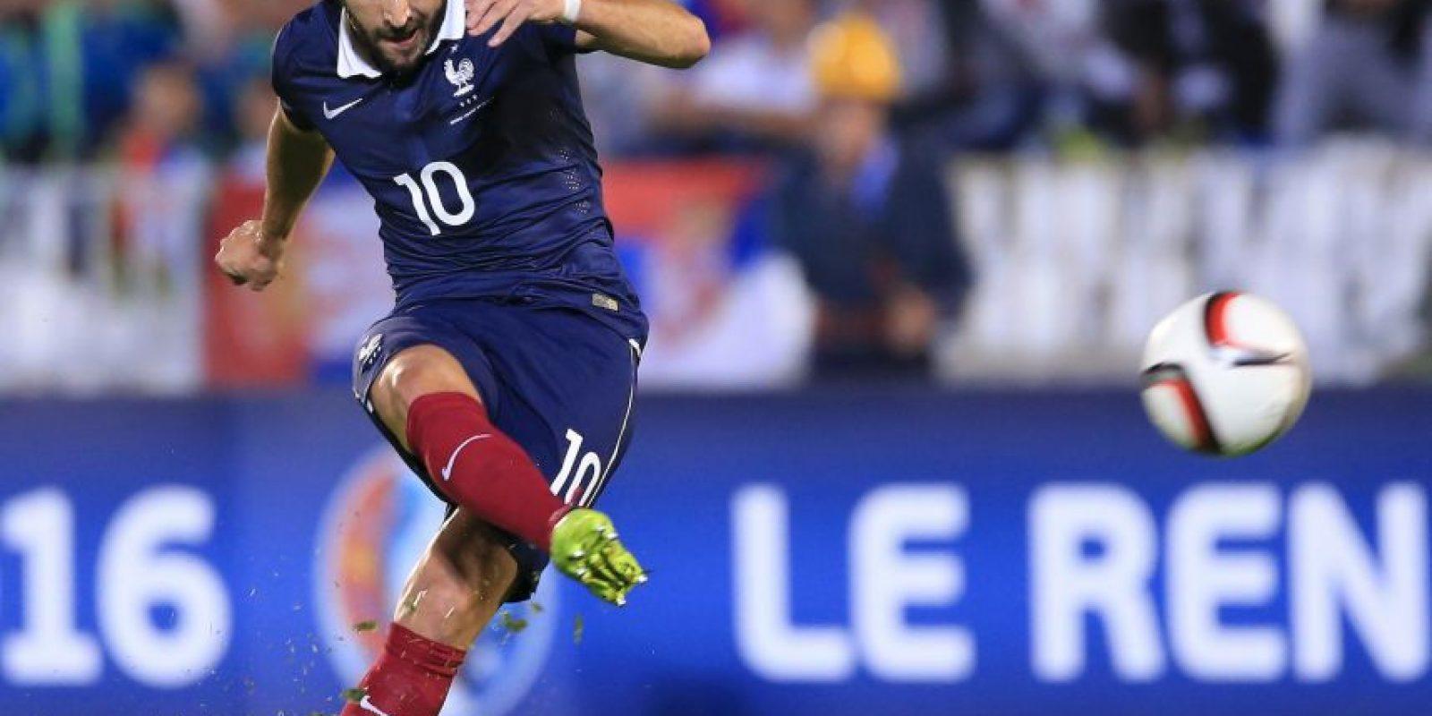 En el partido entre Francia y Portugal se medirán los merengues Karim Benzema y Cristiano Ronaldo Foto:Getty