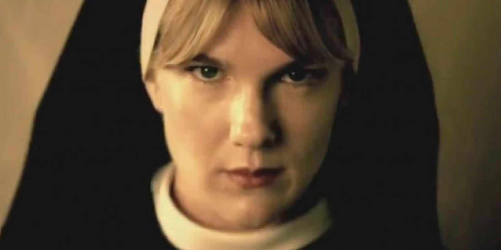 Hermana Mary Eunice. Nada más espeluznante que una monja poseída Foto: FX vía Wikipedia