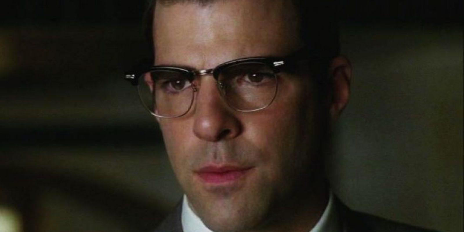 Dr. Oliver Thredson. Detrás de la amabilidad de este personaje se escondía un espeluznante secreto Foto:FX vía Wikipedia