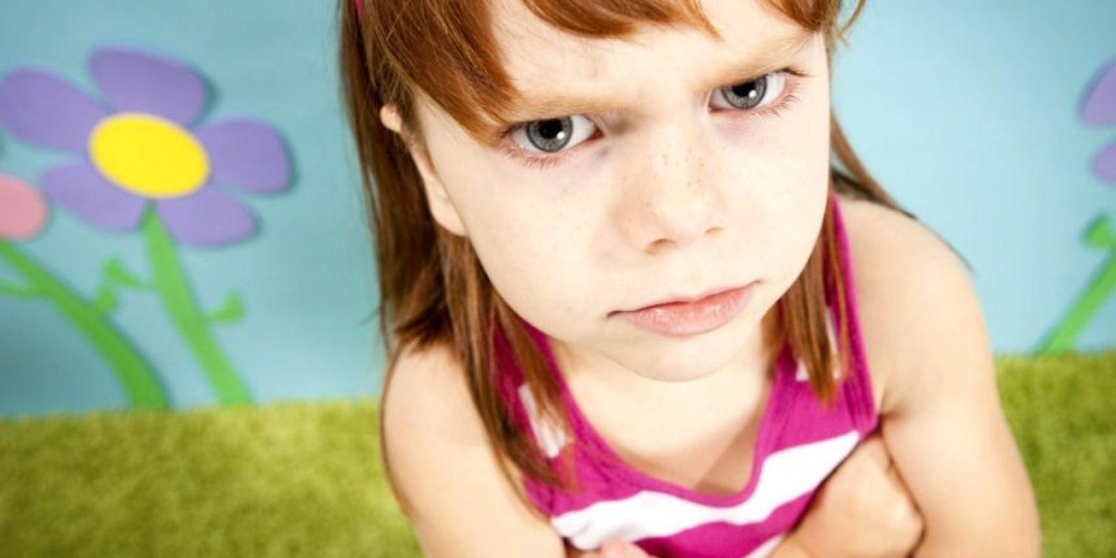 El niño escapó y ella prometió tratarlo bien. Foto:Getty Images