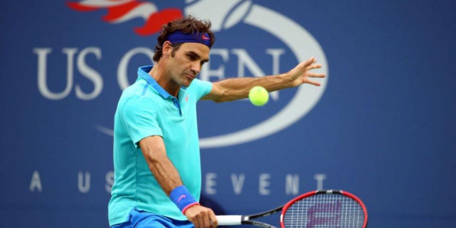 El tenista suizo tiene un valor de su marca de 32 millones de dólares Foto:Getty