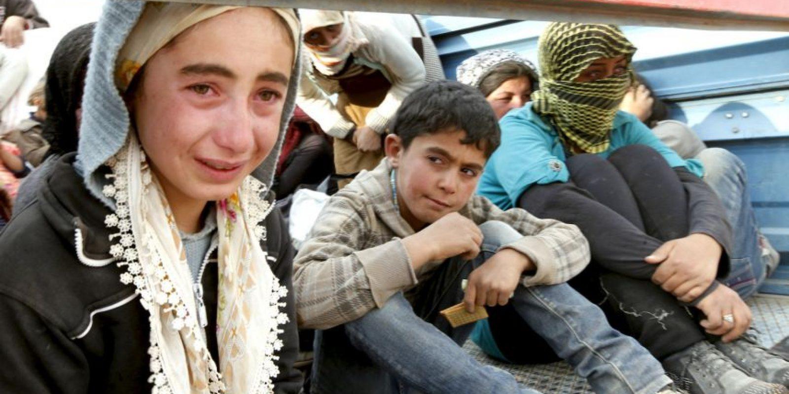 8. La guerra y las catástrofes tienen efectos importantes en la salud mental y el bienestar psicosocial. Foto:Getty Images