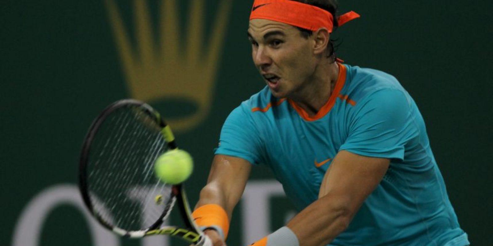 El tenista ibérico tiene un valor de 10 millones de dólares Foto:Getty