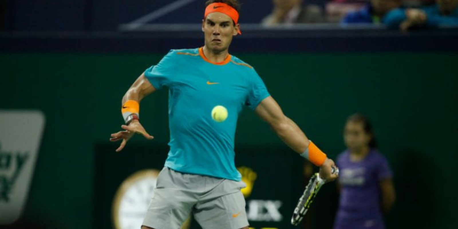 10. Rafael Nadal Foto:Getty