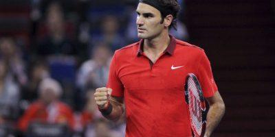 3. Roger Federer ocupa el tercer lugar del podio Foto:Getty