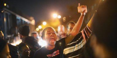 Los planes del ¨Fin de semana de resistencia¨ se avivaron esta semana con la muerte de Vonderrit Myers, otro joven de 18 años. Foto:Getty