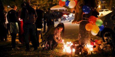 Al momento de su muerte hace dos meses decenas de ciudadanos se lanzaron a la calle a protestar en Ferguson, Missouri. Foto:Getty