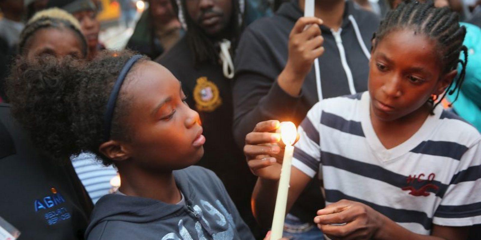 Tras la muerte de Myers una nueva ola de protestas se han llevado a cabo. Foto:Getty