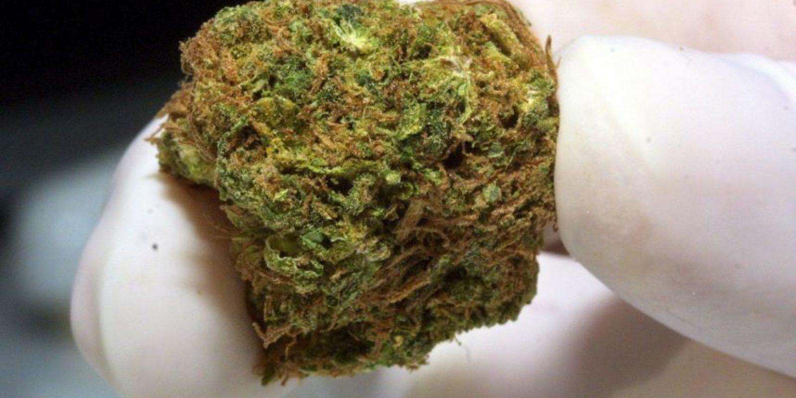 Dichas galletas tienen una concentración menor de marihuana. Foto:Getty