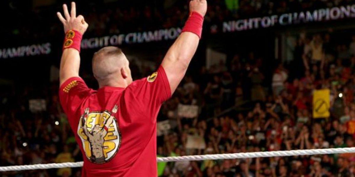 Esta leyenda de la WWE desea pelear con John Cena en Wrestlemania