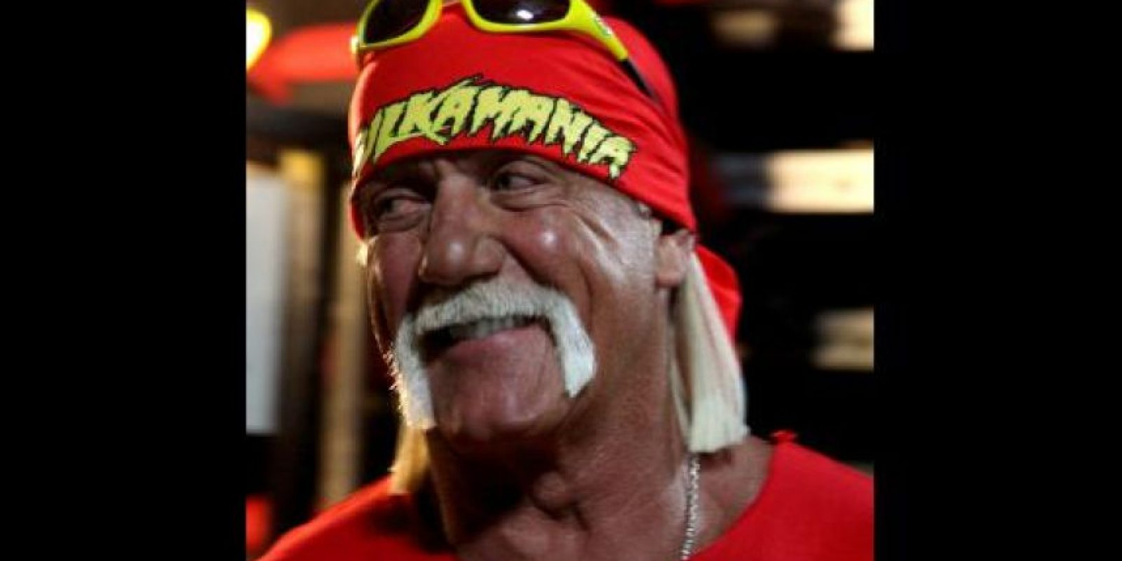 Se trata del legendario Hulk Hogan Foto:WWE