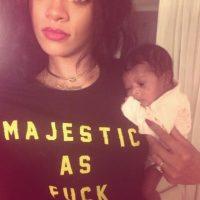 Rihanna Foto:Rihanna vía Twitter