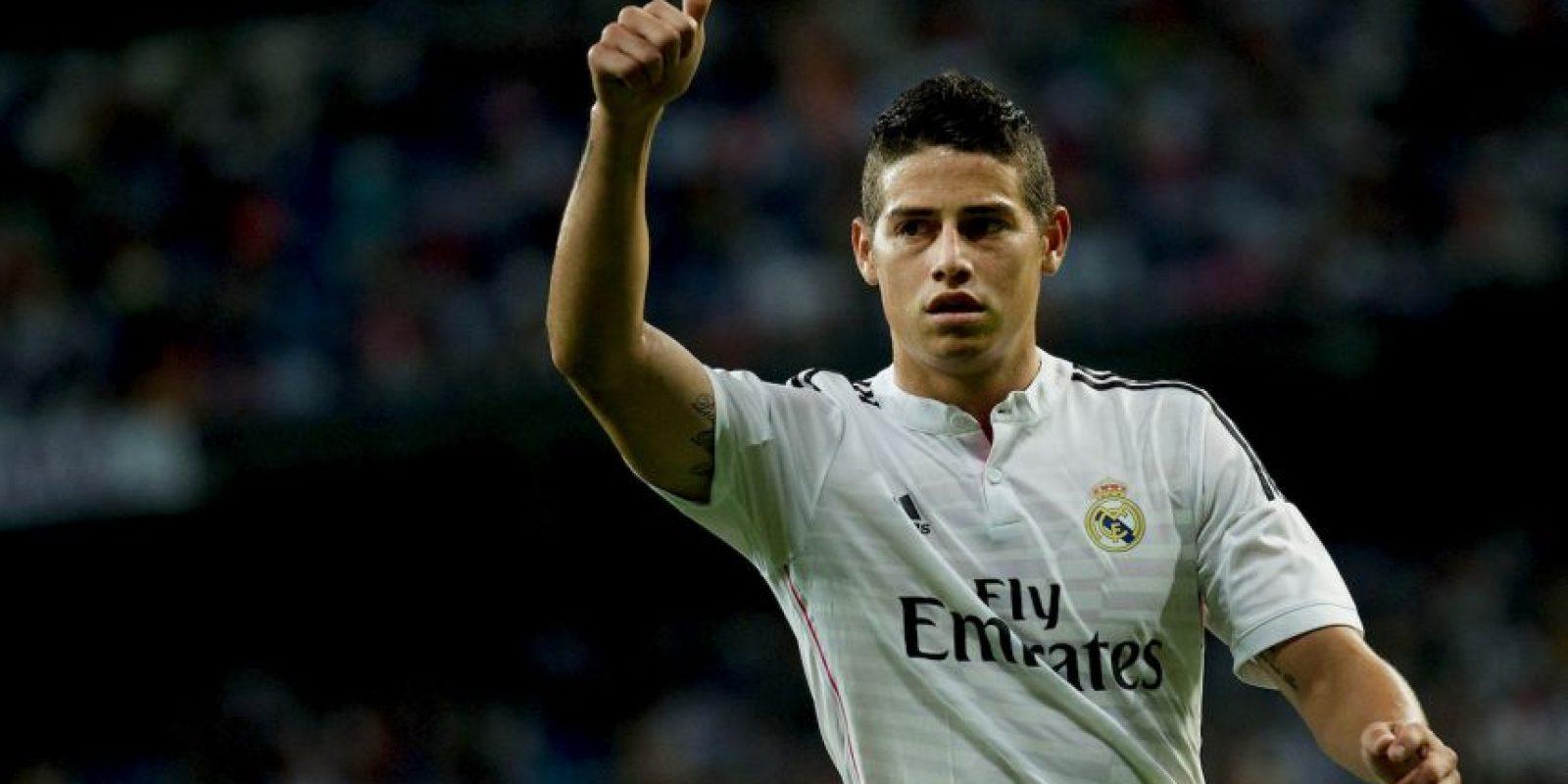 """Ahora es el """"10"""" del Real Madrid Foto:Getty"""