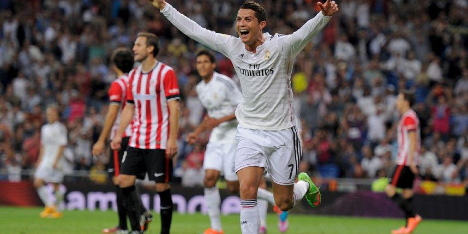 CR7 ahora es el máximo referente del Real Madrid Foto:Getty