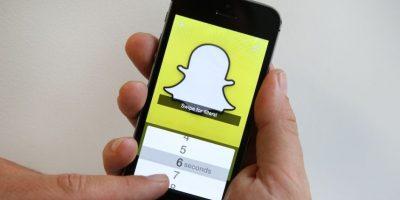 Snapchat sufrió un hackeo masivo de imágenes. Foto:Getty Images