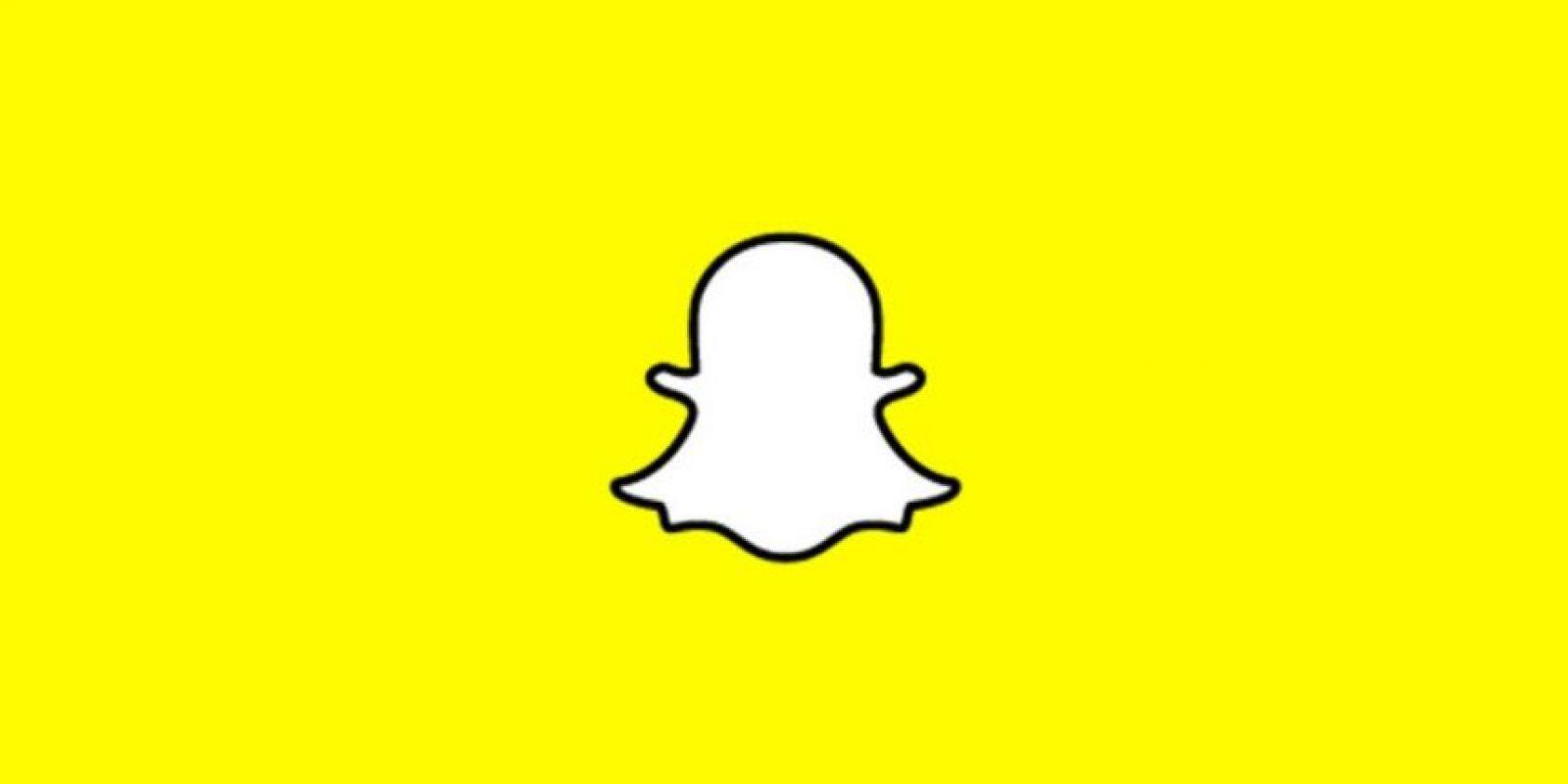 Snapchat tiene un oscuro historial de robo de información. Foto:Snapchat