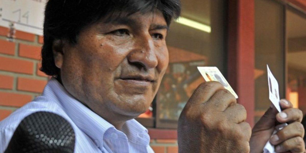 Fotos: Bolivia elige presidente, Evo Morales es el gran favorito