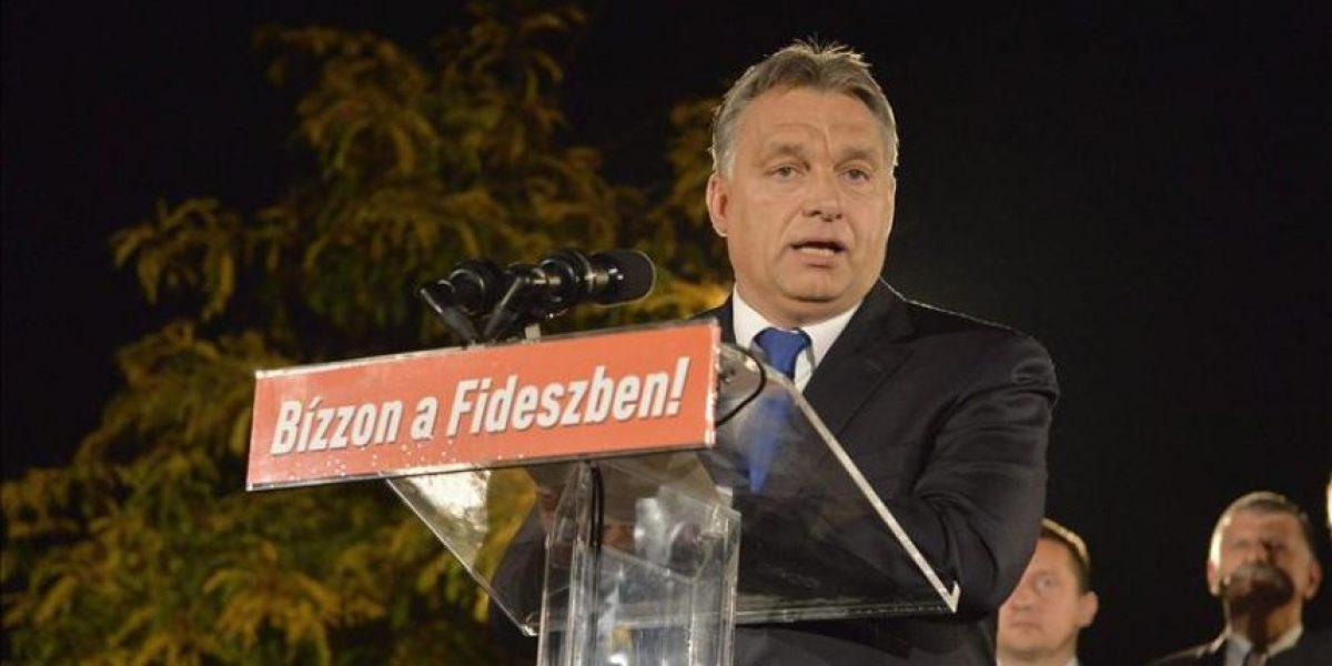 La derecha arrasa en las elecciones municipales húngaras