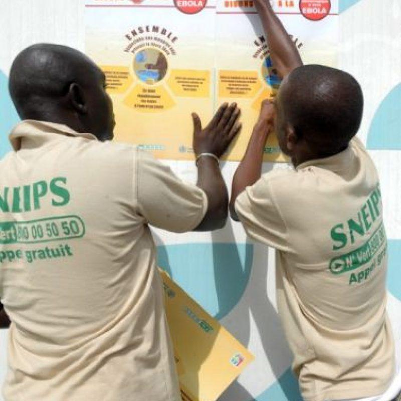 El virus se ha esparcido a otros países como Nigeria, Senegal, Estados Unidos y España Foto:AFP