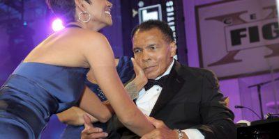 La salud del ex boxeador de 72 años se deteriora cada vez más a causa de la enfermedad de Parkinson Foto:Getty