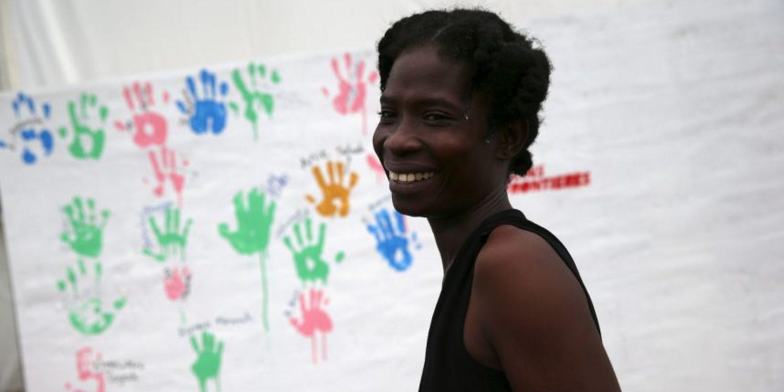 Liberia es uno de los países más afectados con el virus Foto:Getty Images