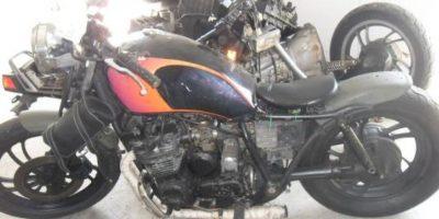 Una motocicleta Foto:Vía Craigstlist.com