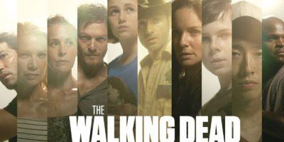 """Prepararon a los actores para actuar como """"caminantes"""" Foto:Facebook The Walking Dead"""