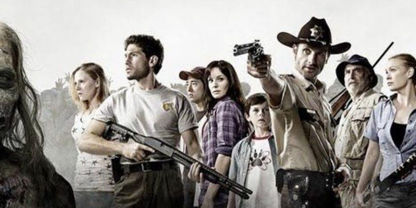 La temporada anterior dejó muchas preguntas Foto:Facebook The Walking Dead