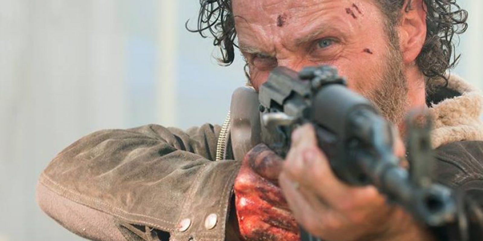 El primer capítulo de la serie se estrenó en Halloween Foto:Facebook The Walking Dead
