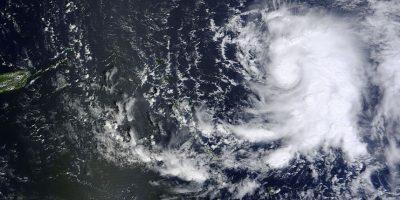 Foto:Vía NASA/NOAA GOES Project