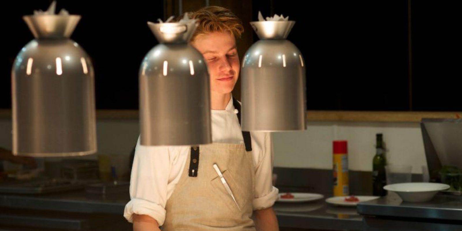 5. Flynn McGarry- Es un joven chef de 14 años. Ha aparecido en la portada del New York Times Magazine y ha aparecido en el Today Show. Foto:Vía facebook.com/fmcgarry