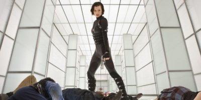 Ganancias mundiales: 60 millones 128 mil 566 dólares Foto:Facebook/Resident Evil