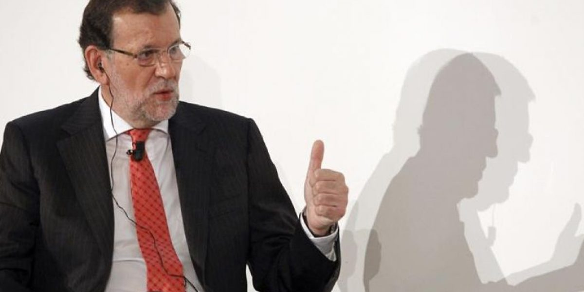 Rajoy admite que
