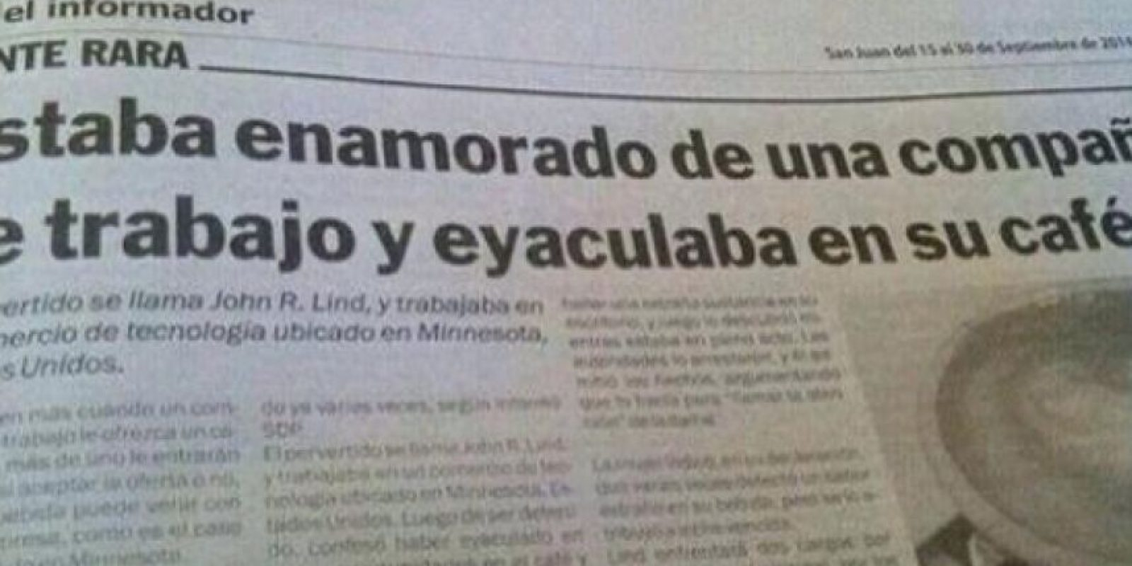 El titular lo dice todo.