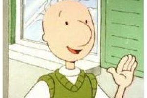 """""""Doug"""" es el personaje principal de una serie animada de los 90 Foto:Twitter"""