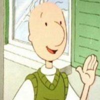 """""""Doug"""" tampoco ha cambiado con los años Foto:Twitter"""