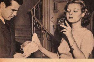 """""""A los hombres no les gusta una mujer que se maquilla al frente de ellos. Hazlo en privado"""" Foto:Click Photo Parade"""