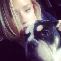 Iggy tiene un perro Foto:TheNewClassic vía Instagram