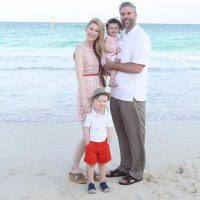 Y finalmente, les presentamos a los futuros suegros de Demi Lovato, los padres de Grant Foto:Facebook/Kelly Feikert